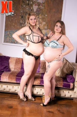 Erin Star and Sophie Rose Ready To Pop