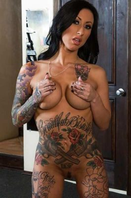 Most Popular Tattooed Pornstars part 3