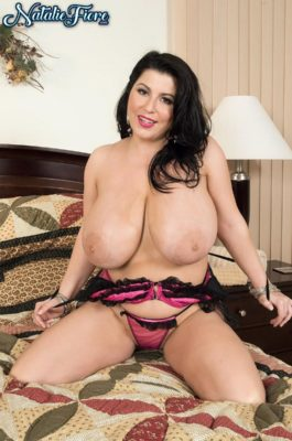 Natalie Fiore » Natalie Standout Nipples