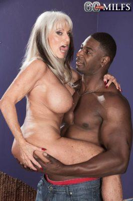 Sally takes on Jax Black big cock